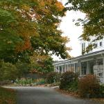 Main Inn in Autumn