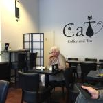 Cafe CaT Coffee and Tea