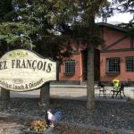 Outside photo of Chez Francois Restaurant