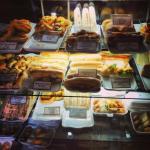 the range of light snacks