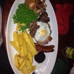 Fantastic food.. Excellent value for money.. Friendly staff that make you feel welcome.. Stayed