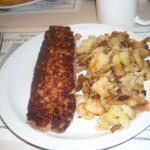 Corned beef hash & home fries