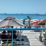 Plage Le Ruban Bleu beach