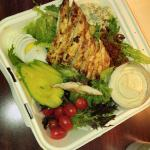 This salad was the bomb!!