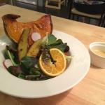 Sweet potatoe salad