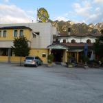 The restaurant Da Michele