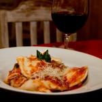 Raviolones de Pollo y Mozzarella