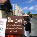 This is where to find the best coffee in Rarotonga