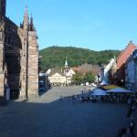 Binnenstad Freiburg