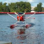 Rundflug mit dem Wasserflugzeug 1