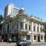 Угол здания (Кремлевская улица)