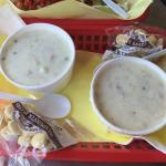 Get the chowder - it's one of the BEST