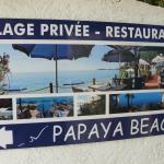 Photo de Restaurant Papaya Beach