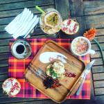 breakfast at #ellatinomuine