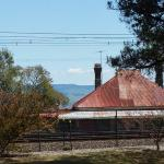 I always stay at the magnificent High Mountains Motel at Blackheath. Have been doing so for the