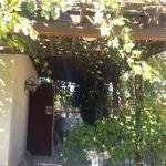 Side entry to the Wine Tasting Room