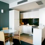 Fully equipped kitchen - One Bedroom Apartment