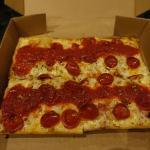 The Detroiter Pizza