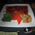 Grouper Pizzaiola