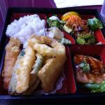 Lunch specials bento box