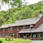 YHA Borrowdale- Front of Hostel