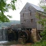 Historic Yates Mill County Park