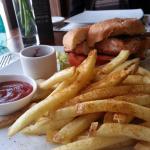Cajun Chick Sandwich1