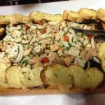 Porção de Frutos do mar