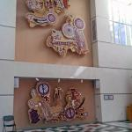 City Hall Atrium Mosaics