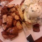 Breakfast was Fab!