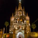 La Parroquia, across from the hotel