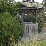 Wishing well in grounds