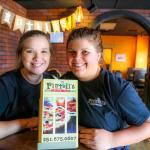 Outstanding,friendly waitresses!