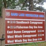 Sandlake Recreation Area