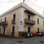 Esquina de la Calle San Sebastián y Calle del Cristo.