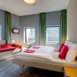 MEININGER Hotel Amsterdam City West Room