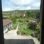 View from back room