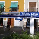 Foto van Restaurant Casa Azul