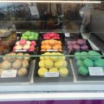 Macarons coloridíssimos