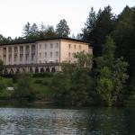 отель Вилла Блед