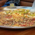 Pizza Tamanho Família - Dois Sabores