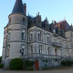 Château de Boisrenault vue extérieure