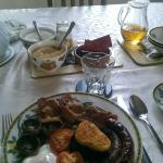 English Breakfast @ Dunns Farmhouse B&B
