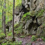 Travertine Cliffs