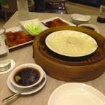 Peking duck first dish