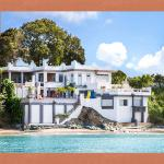 Villa Uno Vieques from the Sea