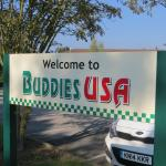 Welcome to Buddies USA Diner