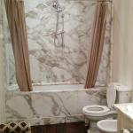 Bathroom in Brera room