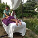 Tratamientos corporales vinoterapia