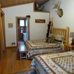 Inside cabin #1